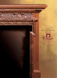 Classic Mantels, Traditional