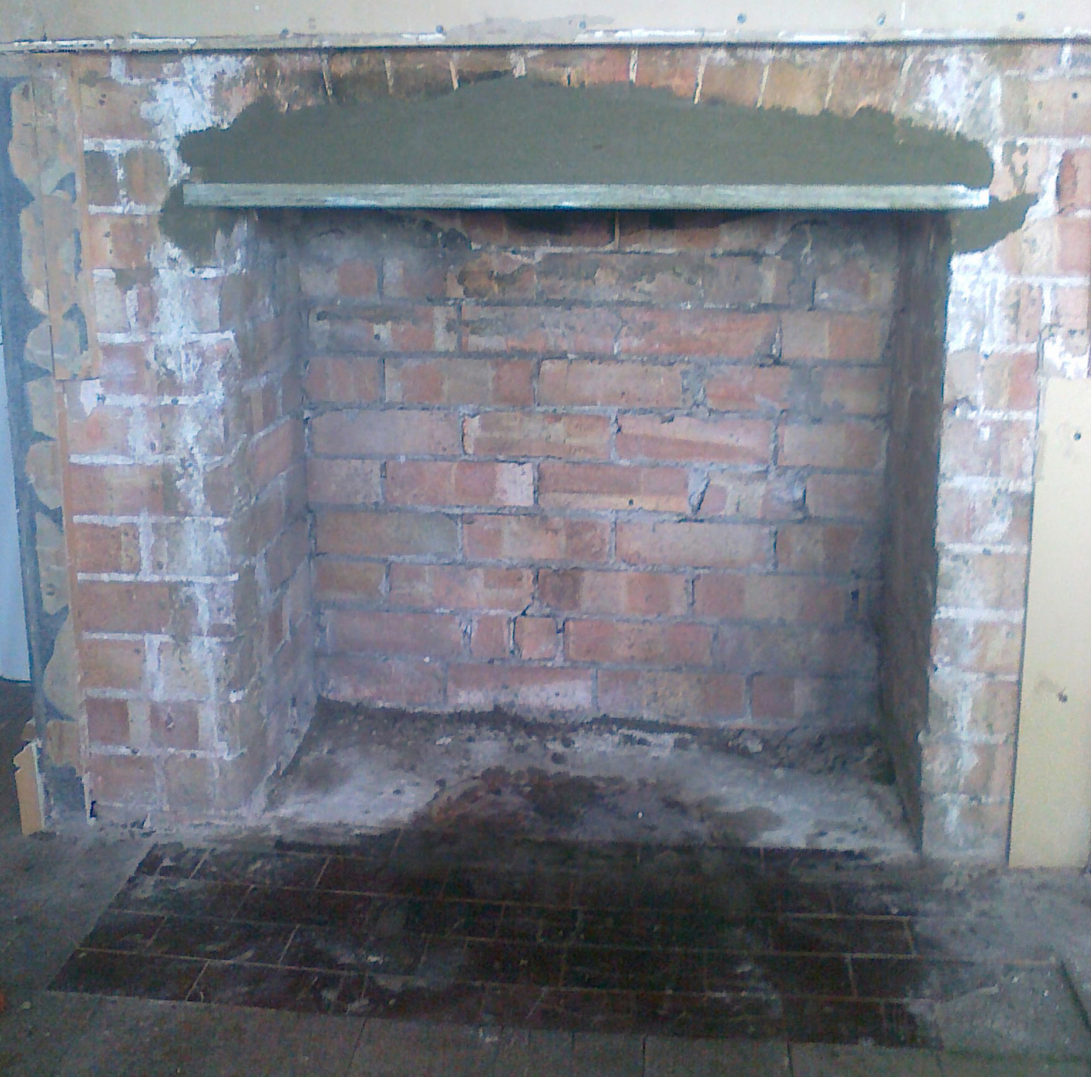 Otter Fireplace (special) & Earlswood, by ACR