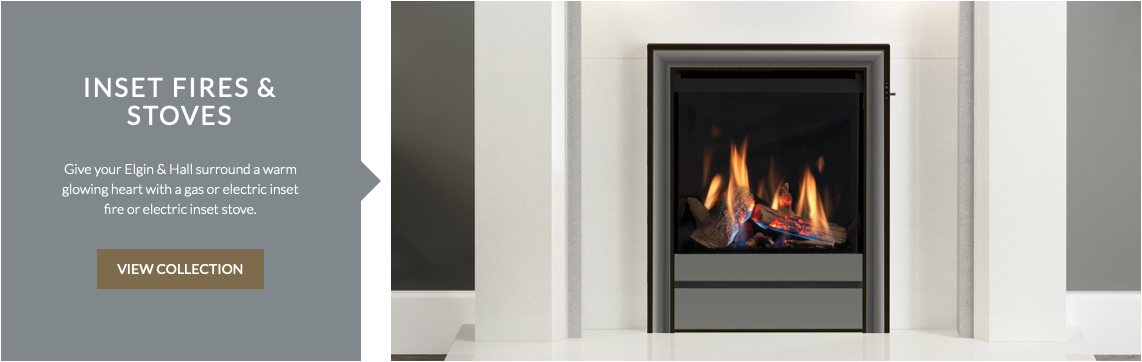 INSET FIRES & STOVES