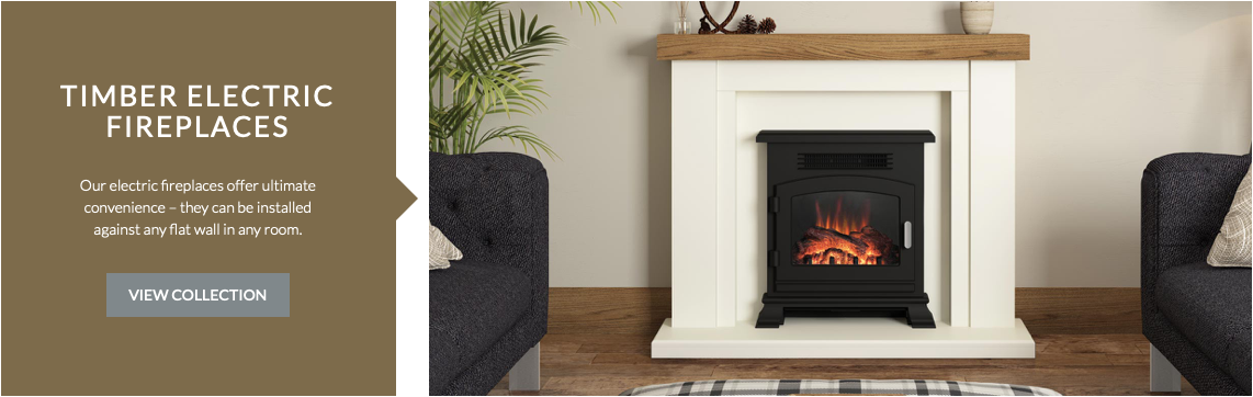 TIMBER ELECTRIC FIREPLACES